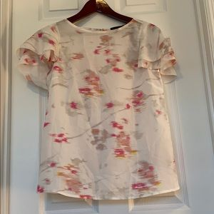 Banana Republic Women's Dress Blouse Sz Small
